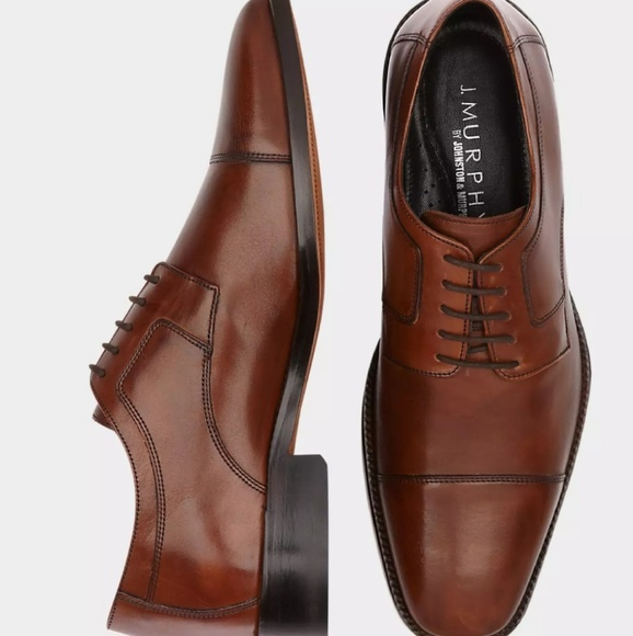 Johnston & Murphy Other - Johnson and Murphy Brown Leather Shoe